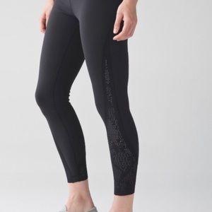Excellent condition lace camo pant